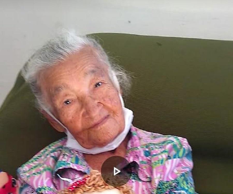Idosa de Amargosa com 89 anos se recupera da Covid-19 após sofrer 4  infartos | Recôncavo no Ar